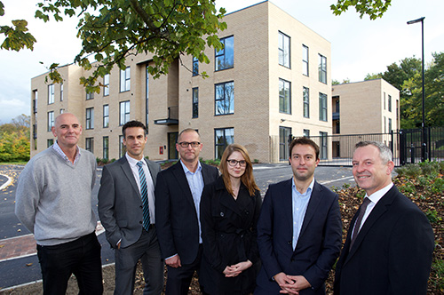 Keepmoat Regeneration hands over 24 apartments at Park Grange House, Sheffield to Sigma Capital Group plc